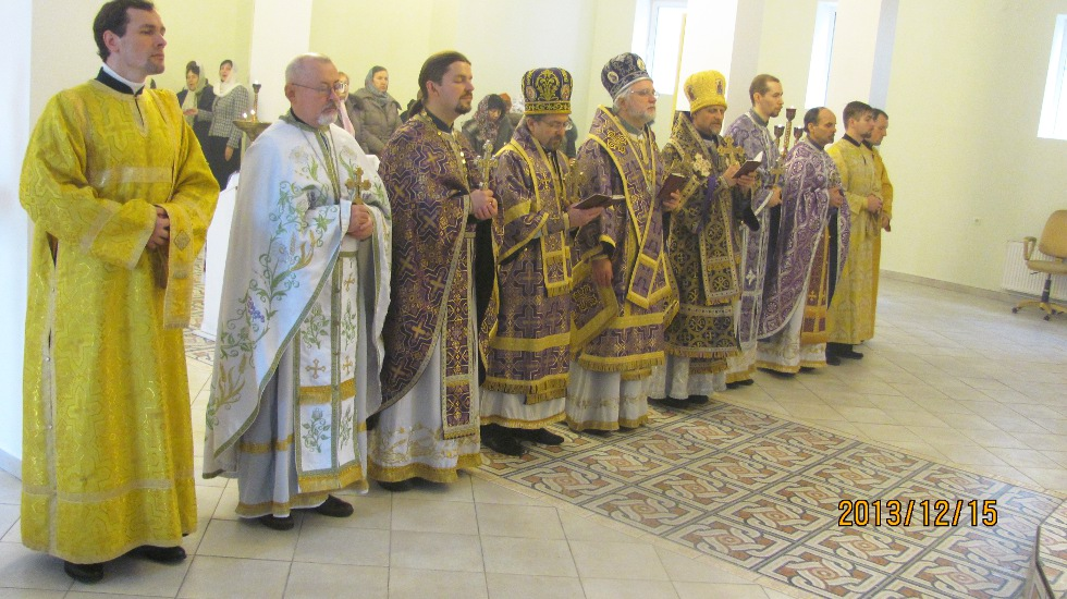 Common prayer for unity, firmness and wisdom of Ukrainian people