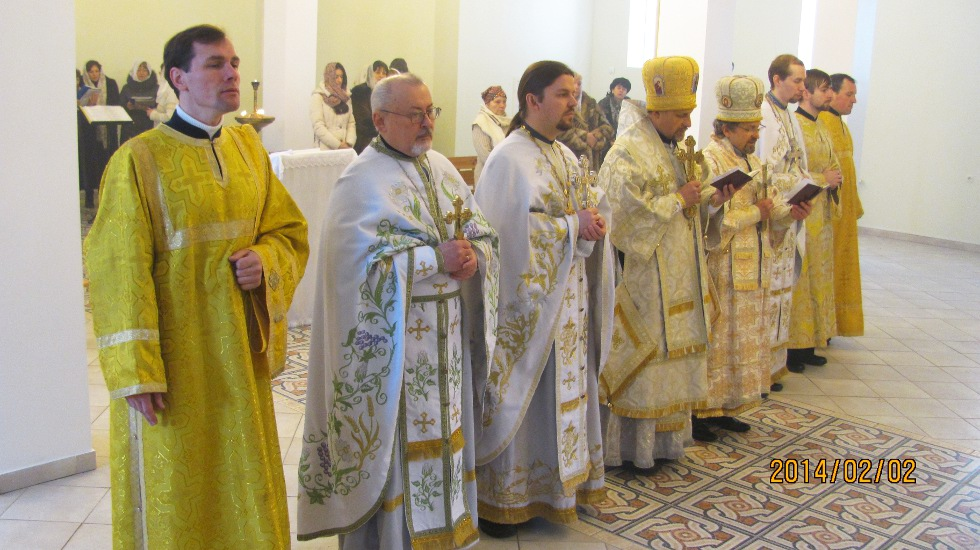 Joint prayer for the wisdom and patriotism of the people's deputies of Ukraine
