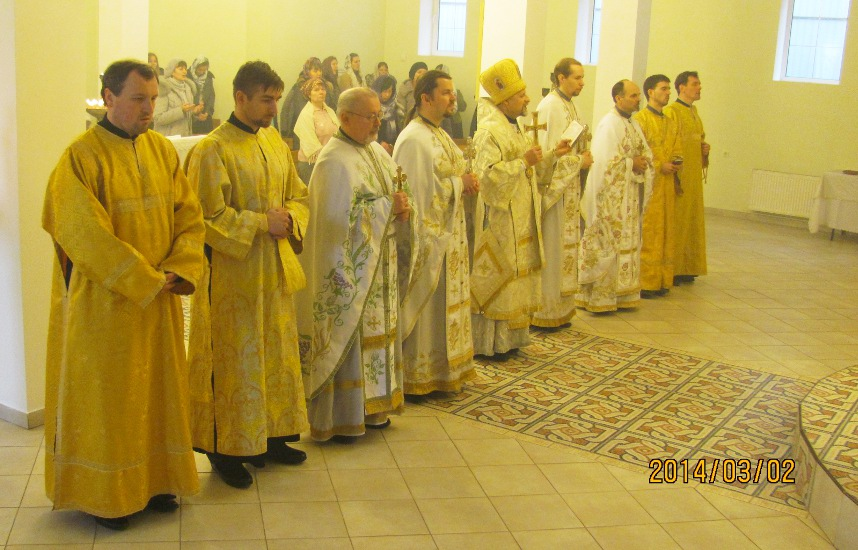 Common prayer for redemption of Ukraine from war