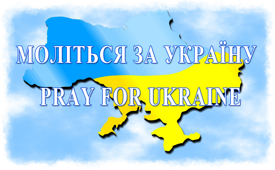 How to pray for peace in Ukraine