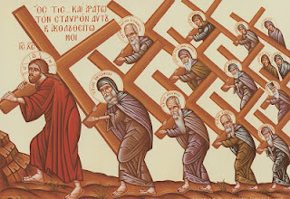 About the Sunday of Veneration of the Cross, about the cross of Ukraine and Ukrainian people