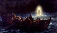 Чудеса Иисуса на Галилейском море