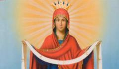 Історія свята Покрови Пресвятої Богородиці