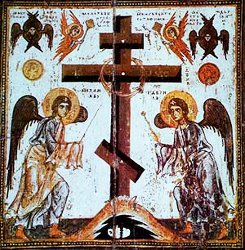 Orthodox Feast «Universal Exaltation of the Precious and Life-Giving Cross»